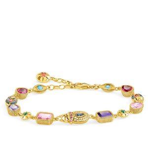 Thomas Sabo Armband Stora Lyckobringare Guld