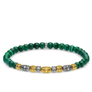 Thomas Sabo Armband Talisman Bicolor Grön