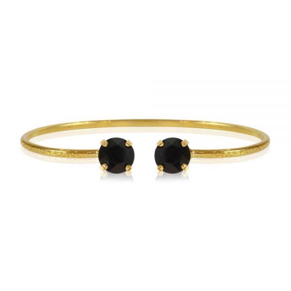Caroline Svedbom Classic Petite Bracelet Gold Jet