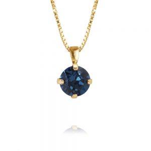 Caroline Svedbom Classic Petite Necklace Gold Montana