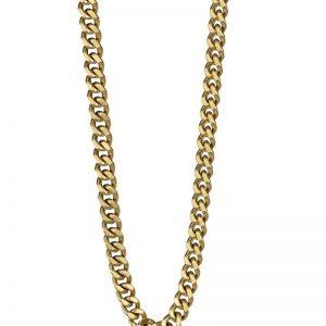 AROCK  DYLAN Halsband Guld