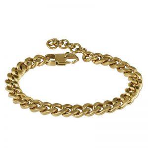 AROCK  DYLAN Armband Guld