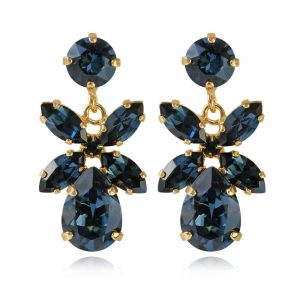 Caroline Svedbom Mini Dione Earrings Gold Montana