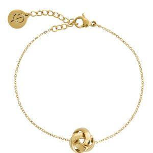 Edblad Armband Gala Bracelet Gold - Jewelrybox.se