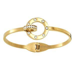 Edblad Armband Ida Bangle Gold - Jewelrybox.se