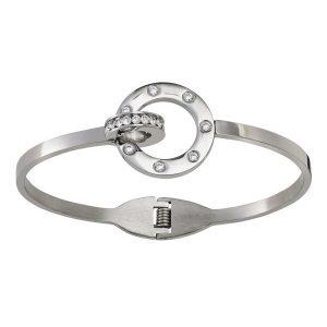 Edblad Armband Ida Bangle Steel - Jewelrybox.se