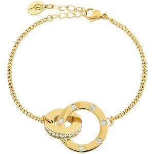 Edblad Armband Ida Bracelet Gold - Jewelrybox.se
