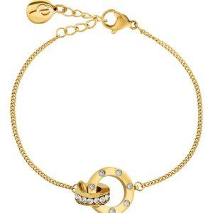 Edblad Armband Ida Bracelet Mini Gold - Jewelrybox.se
