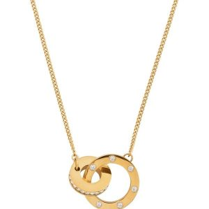 Edblad Halsband Ida Necklace Long Gold - Jewelrybox.se