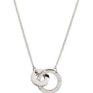 Edblad Halsband Ida Necklace Long Steel - Jewelrybox.se
