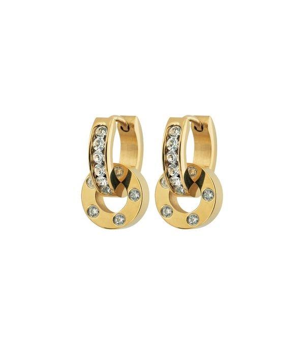 Edblad Ida Orbit Earrings Gold