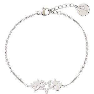 Edblad Armband Starfield Bracelet Steel - Jewelrybox.se
