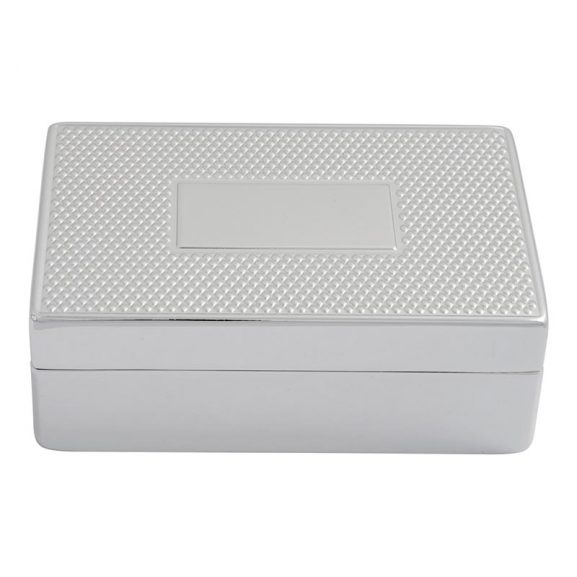 Dacapo Smyckeskrin nysilver - Jewelrybox.se