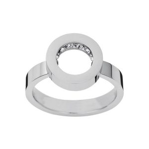 Edblad Monaco Ring Steel  - Jewelrybox.se