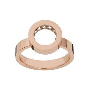 Edblad Monaco Ring Rose Gold  - Jewelrybox.se