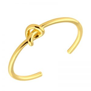 Sophie By Sophie  Knot cuff - Gold
