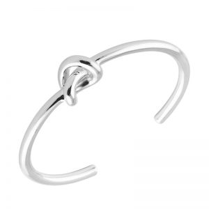 Sophie By Sophie  Knot cuff - Silver