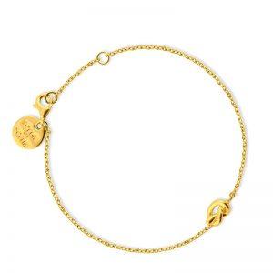 Sophie By Sophie  Knot bracelet - Gold