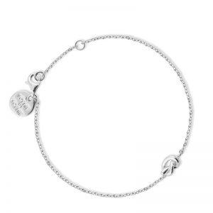 Sophie By Sophie  Knot bracelet - Silver