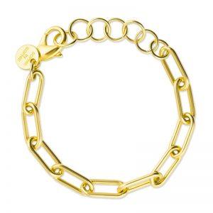 Sophie By Sophie  Link chain bracelet - Gold