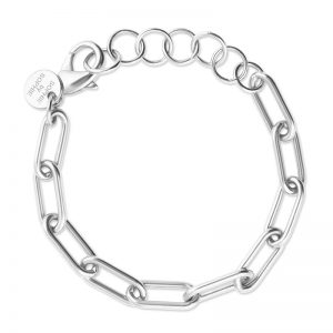 Sophie By Sophie  Link chain bracelet - Silver