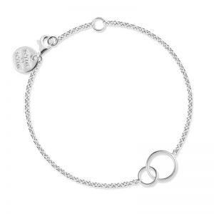 Sophie By Sophie  Circle bracelet - Silver