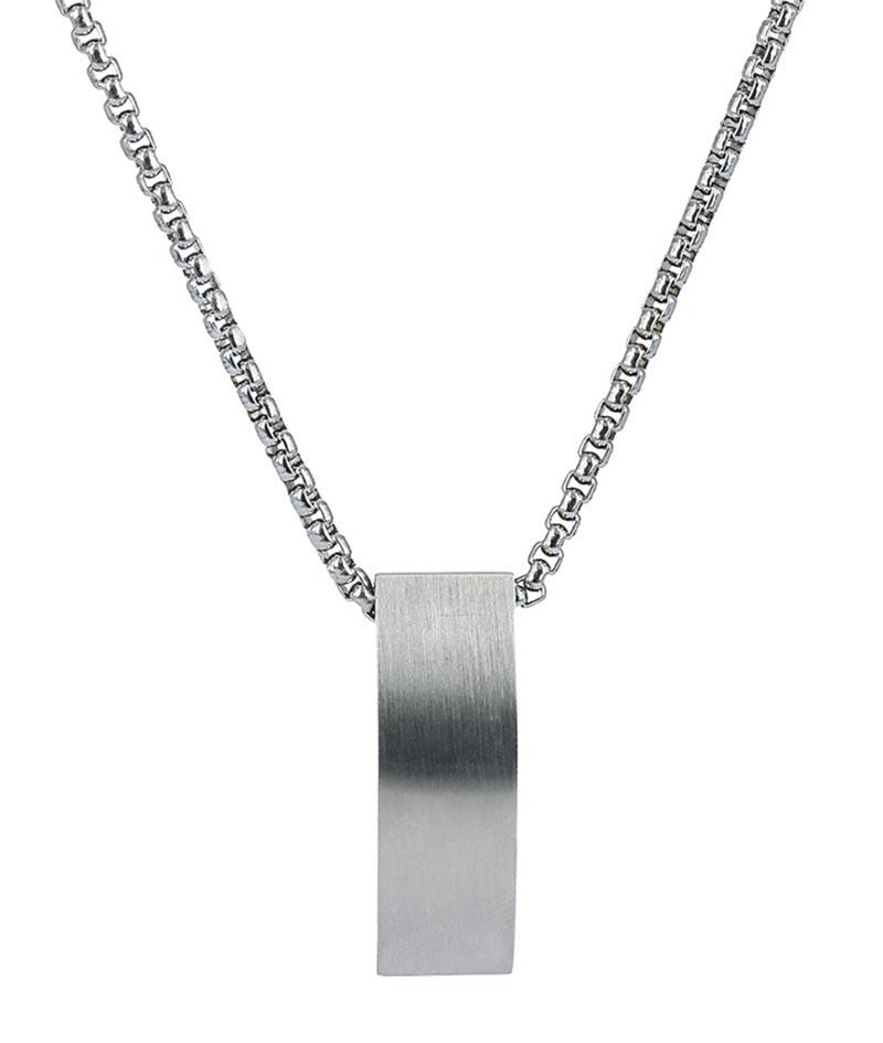 AROCK ILON Halsband Stål