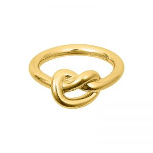 Sophie By Sophie  Knot ring - Gold