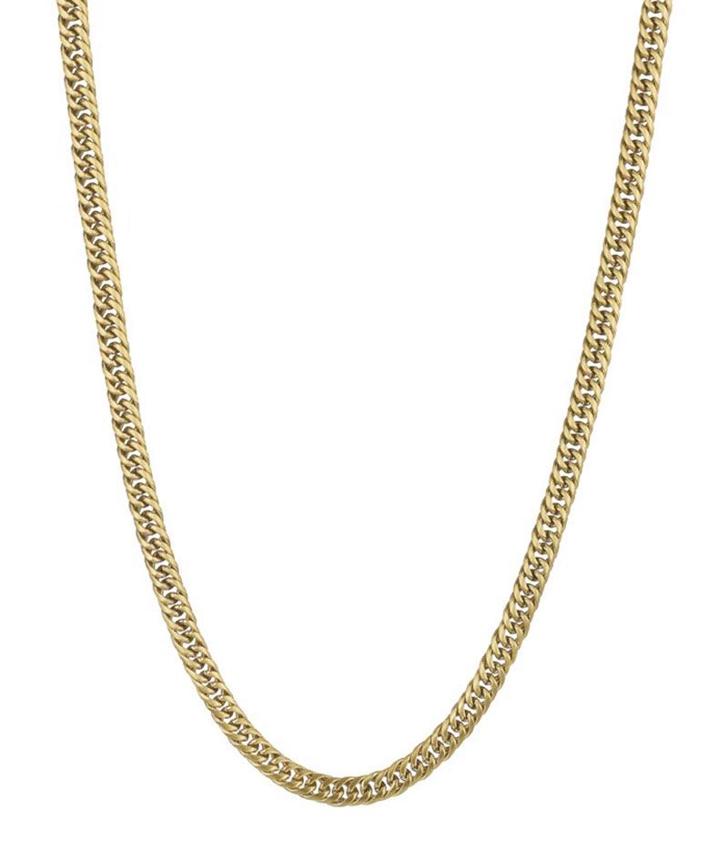 AROCK LOKE Halsband Guld