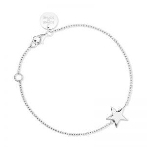Sophie By Sophie  Star bracelet - Silver