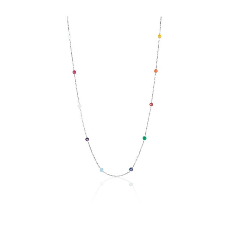 SOPHIE by SOPHIE Childhood necklace – Silver