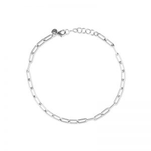 Sophie By Sophie  Link chain necklace - Silver
