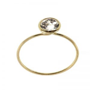 Maia Ring Guld Klar LAB från Edblad