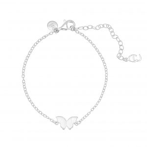 Butterfly brace silver från CU Jewellery
