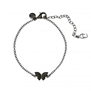 Butterfly brace black från CU Jewellery