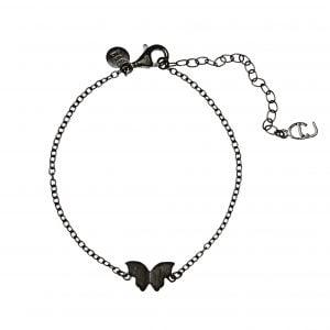 Butterfly brace black från CU Jewellery