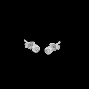Brilliant small ear silver från CU Jewellery