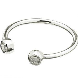 Brilliant small ring Silver från CU Jewellery