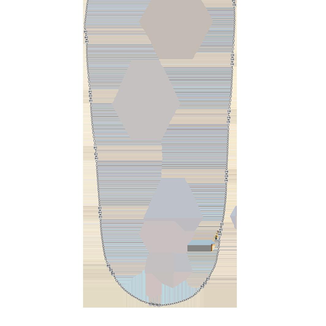 CU Jewellery Saint neck 100-105 silver