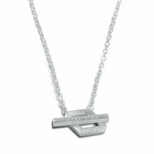 Aurora Sterling Silver Halsband från Treem