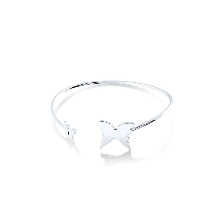 Gynning Jewelry Floating Butterfly Armband