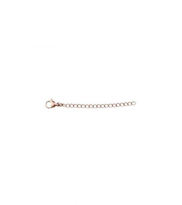 Extended Chain 5 cm Rose Gold från Edblad