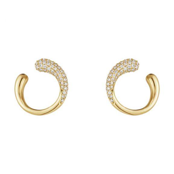 Mercy Örhängen Guld/Diamanter 0