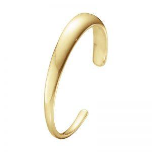Curve Armband Guld Liten från Georg Jensen