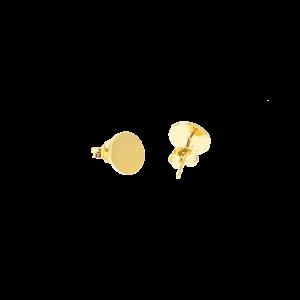 Petal ear small gold från CU Jewellery