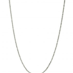 Roof plain neck 39-44 Silver från CU Jewellery