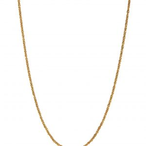 Roof plain neck 39-44 Gold från CU Jewellery
