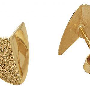 Roof big ear Gold från CU Jewellery