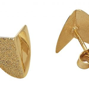 Roof small ear Gold från CU Jewellery