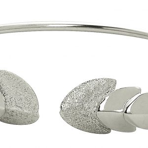 Roof bangle brace flex Silver från CU Jewellery